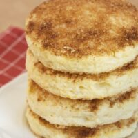 Sweeten up your breakfast with a batch of Cinnamon Sugar Biscuits! - Bake or Break