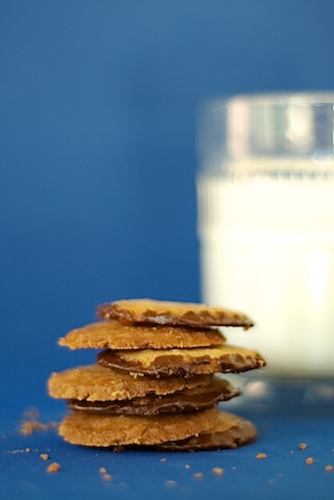 Pecan Shortbreads | Bake or Break