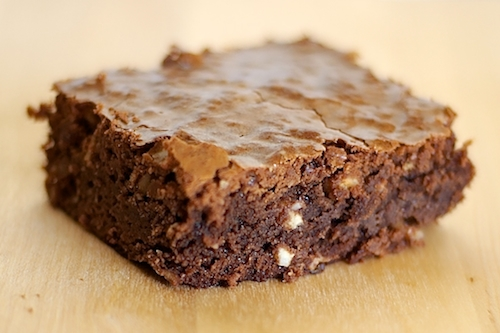 Supernatural Brownies are fantastically rich, sweet, and decadent! Bake or Break