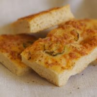 This spicy, cheesy Jalapeño Focaccia is great with a meal or just for a savory snack. - Bake or Break