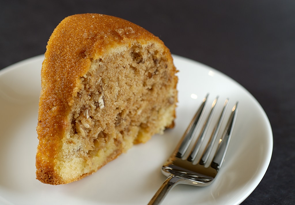 Cinnamon Crown Cake is a delicious, moist cake that's perfectly sweet and spiced with cinnamon. - Bake or Break
