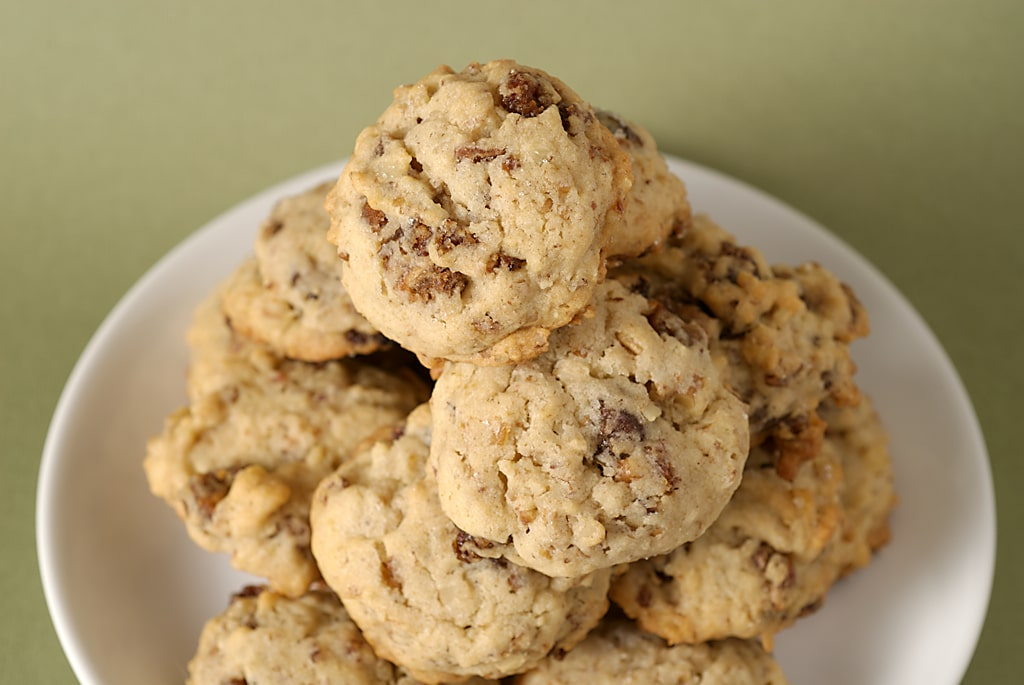 Pecan Date Cookies   Bake or Break