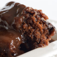 Chocolate Cobbler is a simple recipe to make with big results. As it bakes, it forms a cake-like topping and a gooey chocolate sauce on the bottom. Absolutely delicious! - Bake or Break