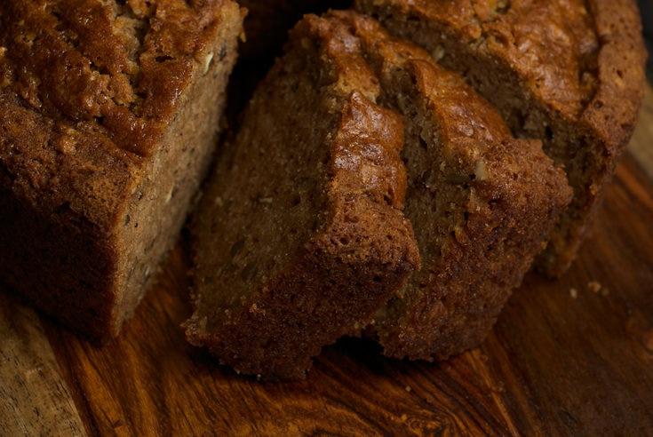 Pear Bread