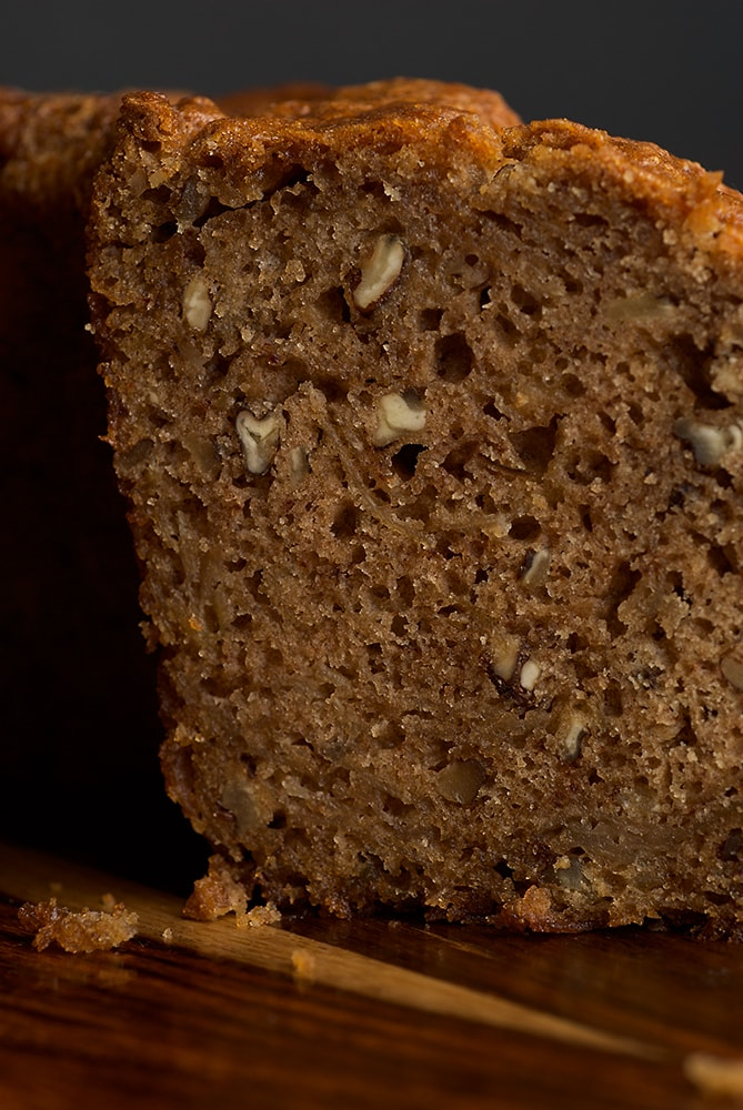 Pear Bread is a sweet, nutty quick bread that's wonderfully delicious. A perfect fall baking recipe! - Bake or Break