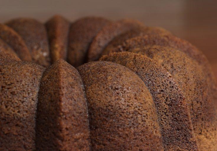 Chocolate Amaretto Bundt Cake