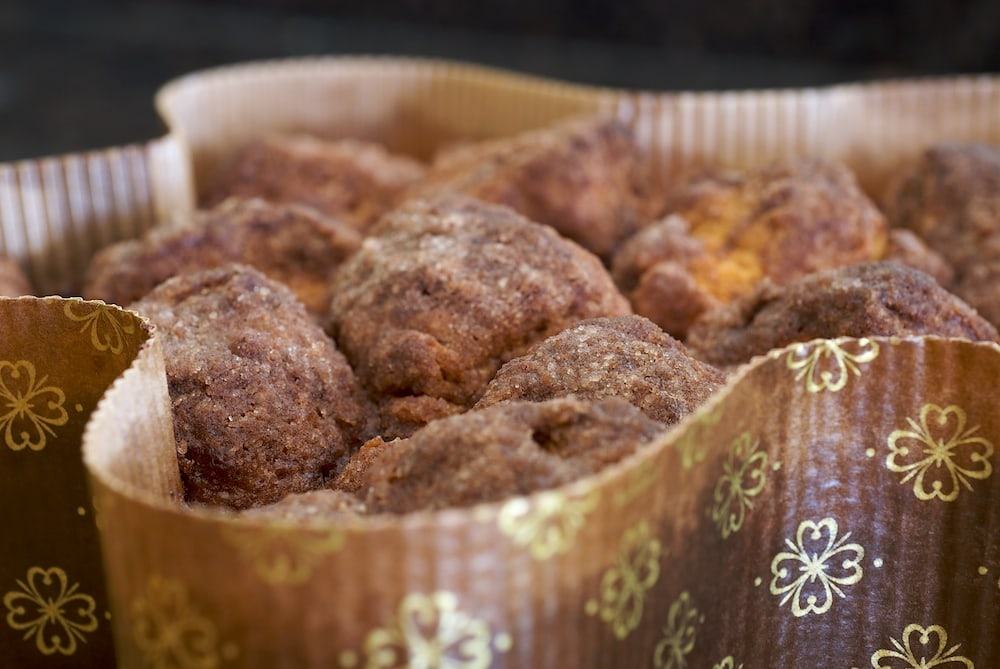 Chocolate Monkey Bread is a special breakfast treat made simple with refrigerated biscuits. - Bake or Break