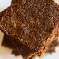 Indulge your chocolate craving in a big way with these amazing Fudge Brownies! - Bake or Break
