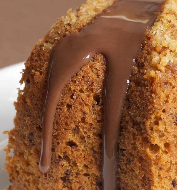 Fans of nutty desserts won't want to miss this sweet, buttery Hazelnut Cake. - Bake or Break