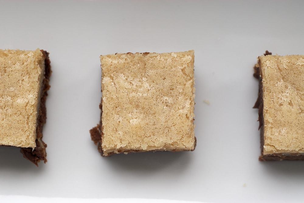 Black-Bottom Cookie Bars | Bake or Break