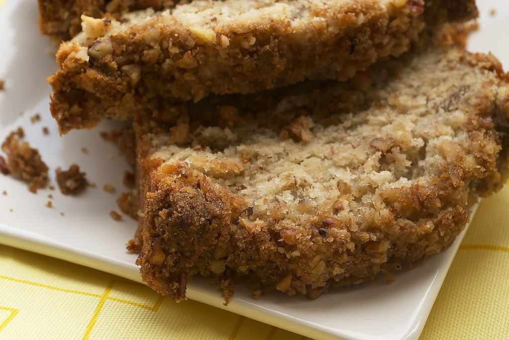 Cream Cheese Banana Nut Bread | Bake or Break