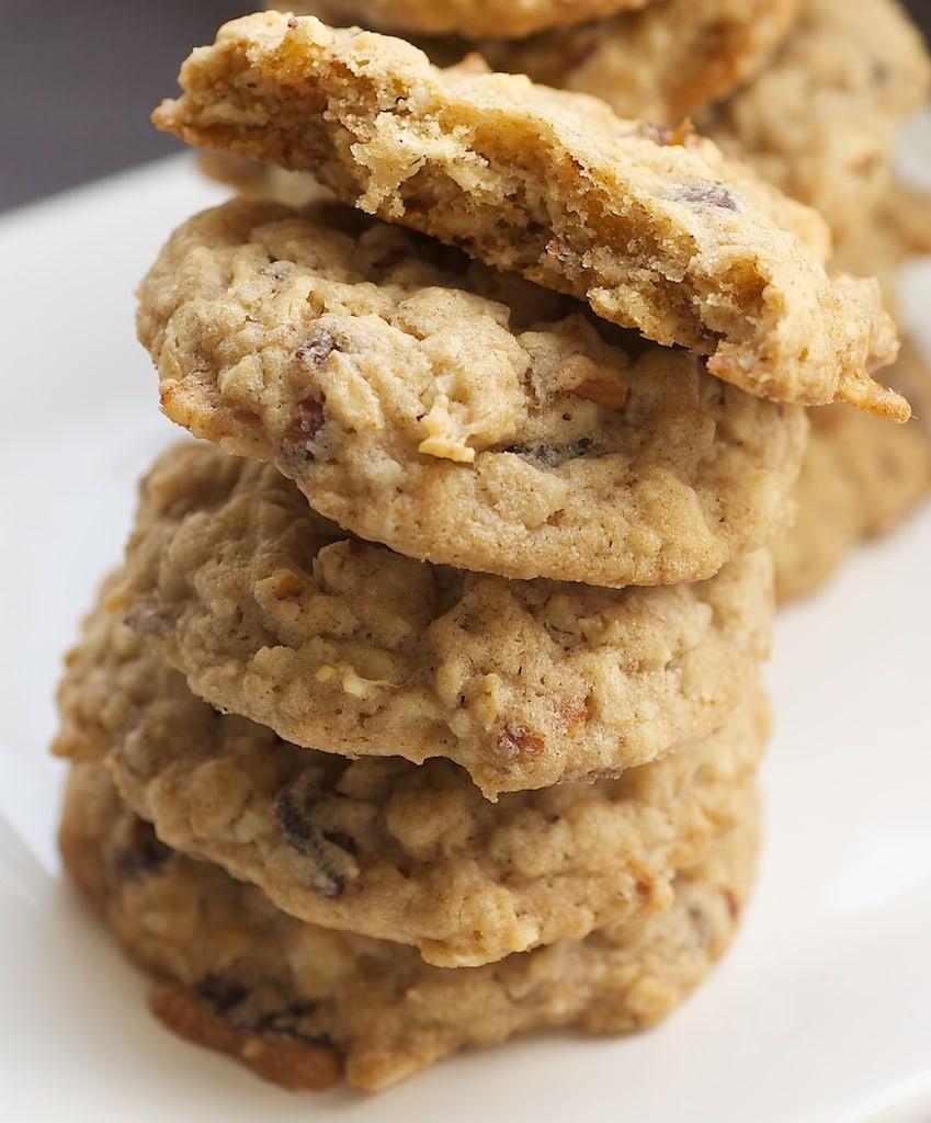 Oatmeal date cookies in Australia