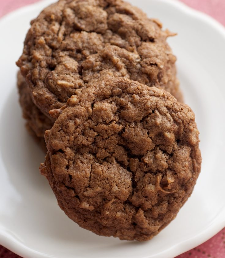 German Chocolate Cake Cookies feature all the great flavors of the classic cake in cookie form!