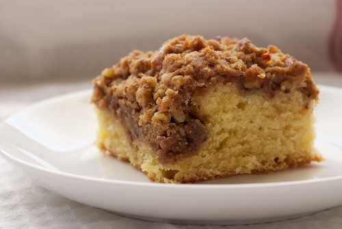 Cinnamon Cream Cheese Coffee Cake | Bake or Break