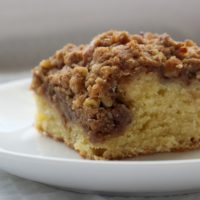 Cinnamon Cream Cheese Coffee Cake Bake Or Break