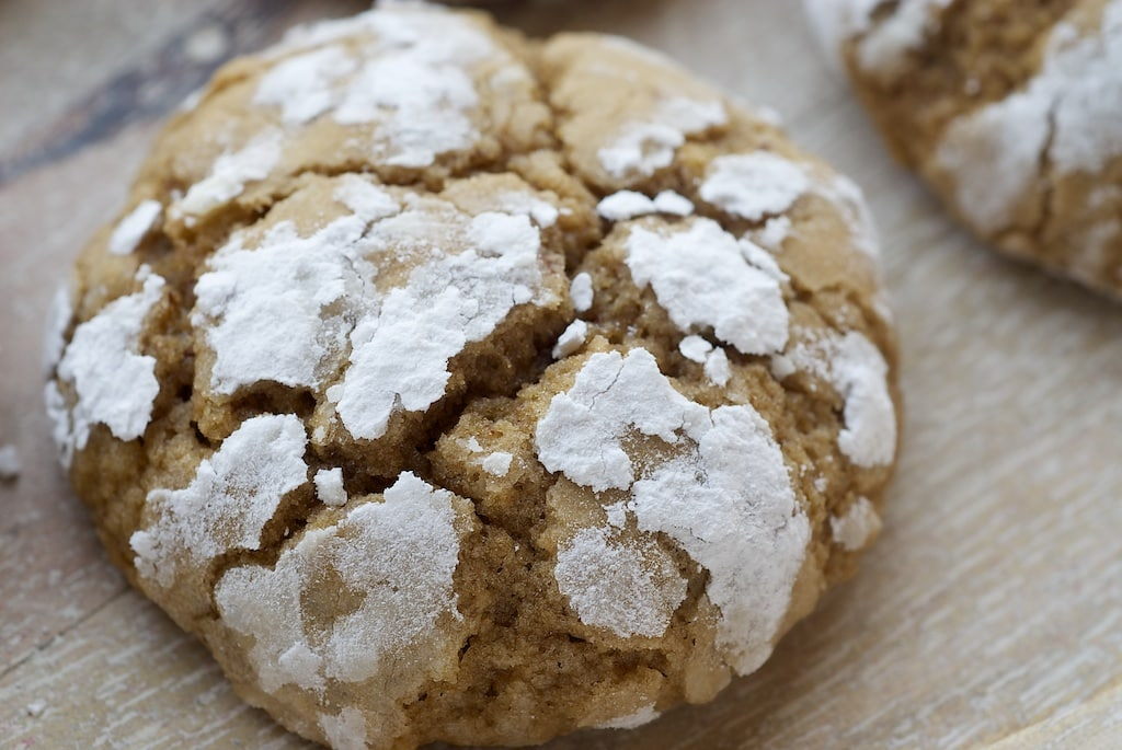 Brown Sugar Crinkles