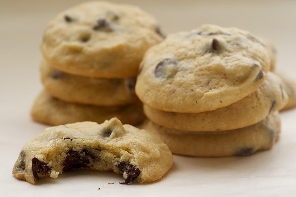Cream Cheese Chocolate Chip Cookies | Bake or Break