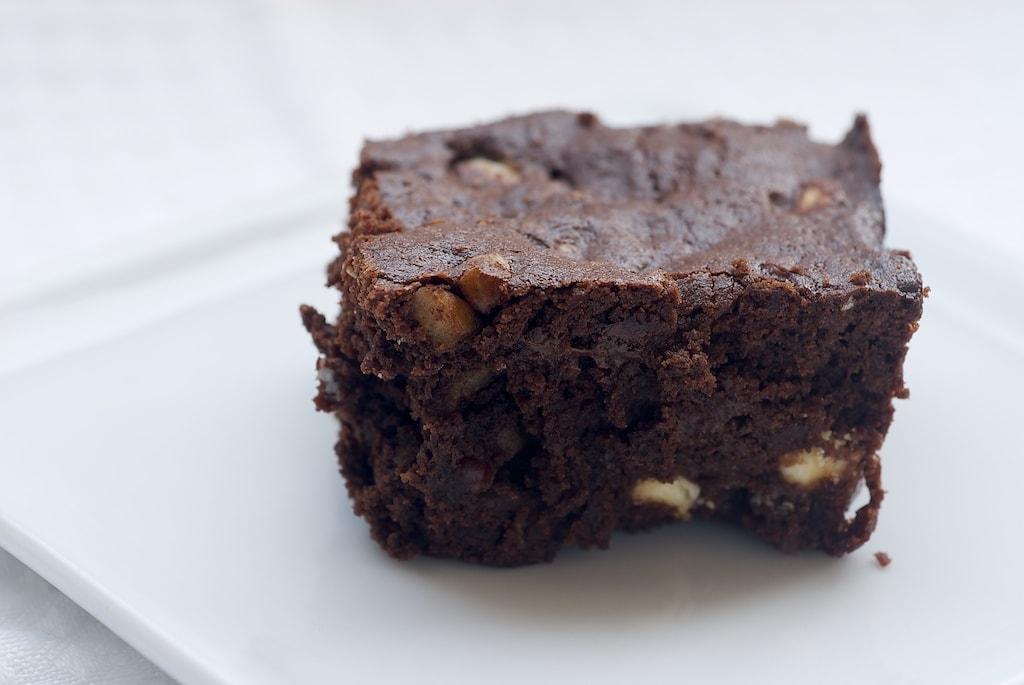 Triple Chocolate Mississippi Mud Cake