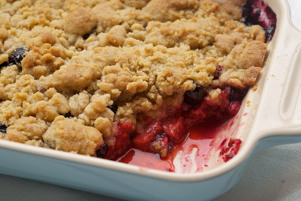 Mixed Berry Cobbler | Bake or Break