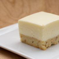 Lemon Icebox Bars are deliciously cool and refreshing. The hint ginger and hazelnuts in the crust really make them extra tasty!