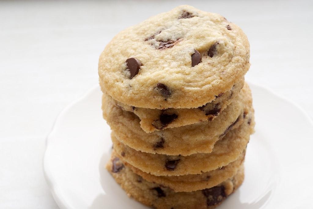 Browned Butter Chocolate Chip Cookies   Bake or Break