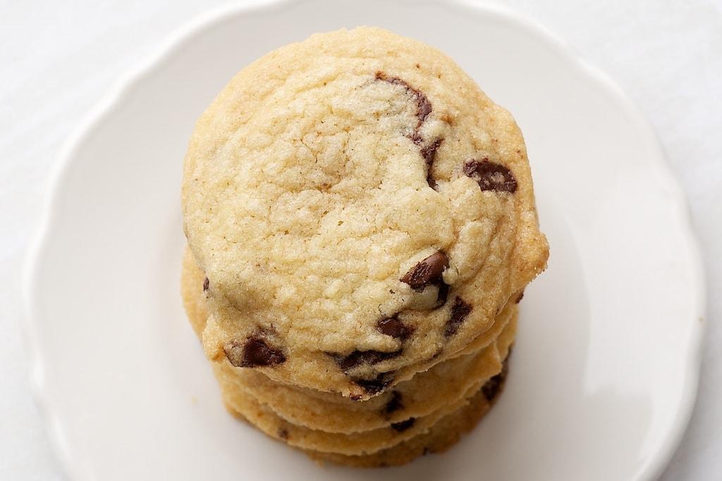 Browned Butter Salted Chocolate Chip Cookies | Bake or Break