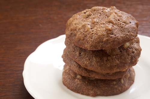 Chocolate-Pecan Brownie Cookies | Bake or Break