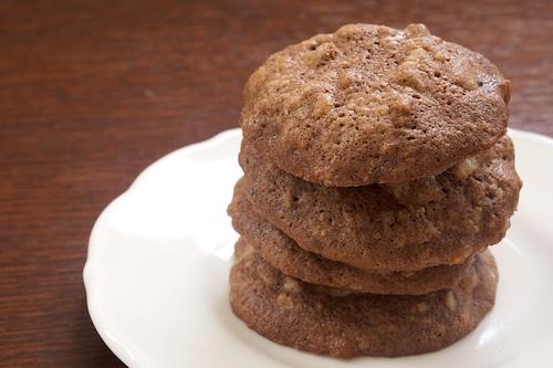 Chocolate-Pecan Brownie Cookies | Bake or Break