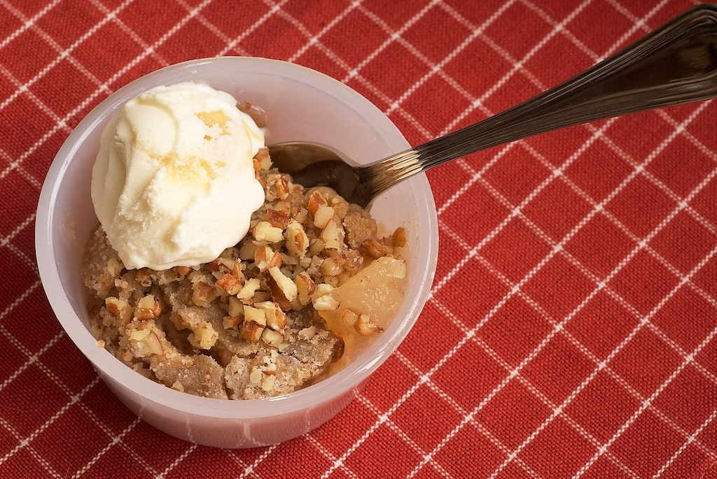 Apple-Pecan Cobbler | Bake or Break
