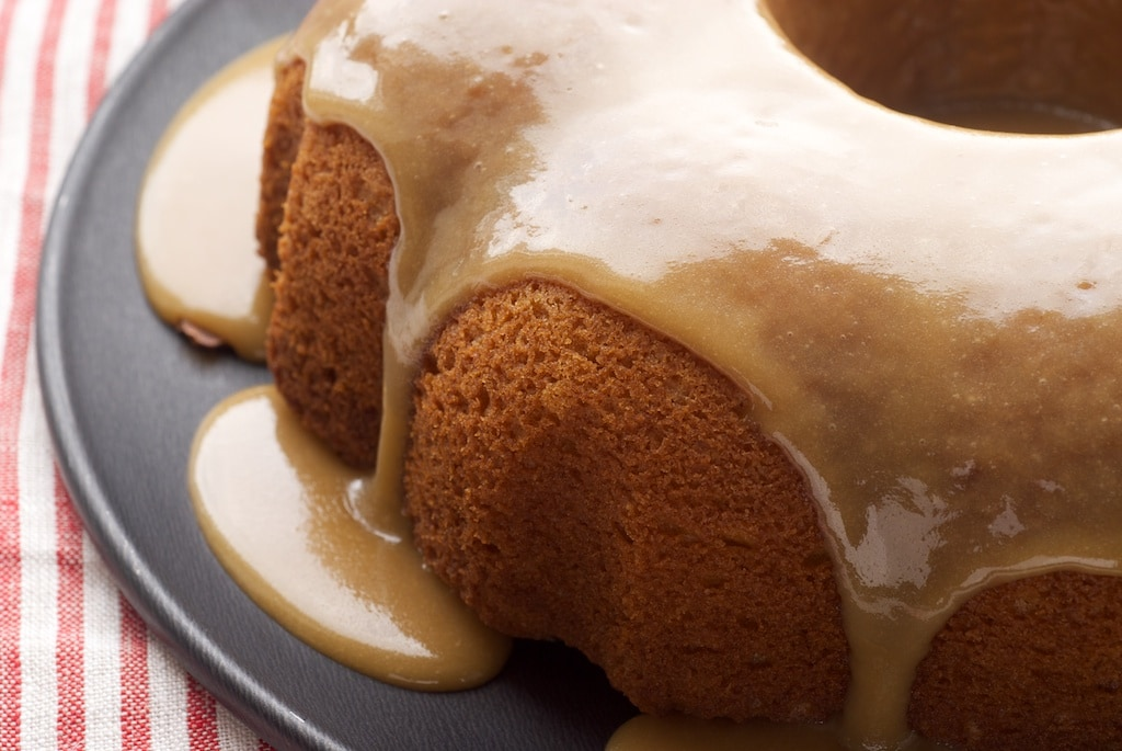 Bake Or Break Caramel Bundt Cake