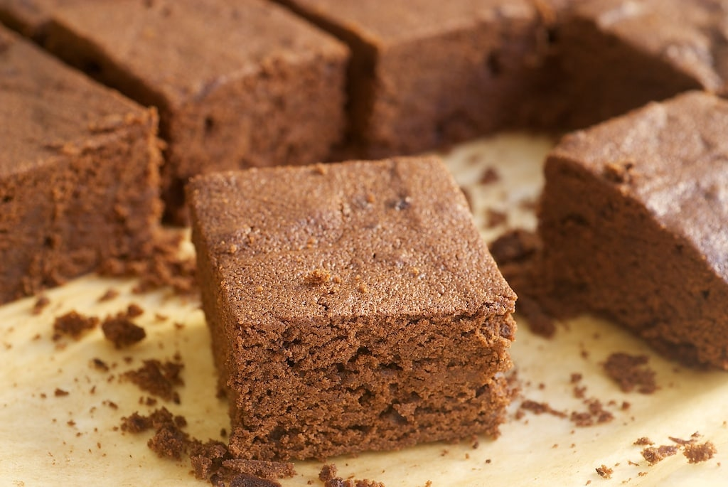 Brown butter and brown sugar give these Brown Brown Brownies some big flavor! - Bake or Break