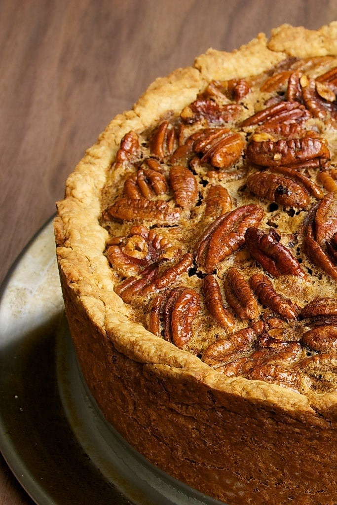 Deep Dish Pecan Pie | Bake or Break