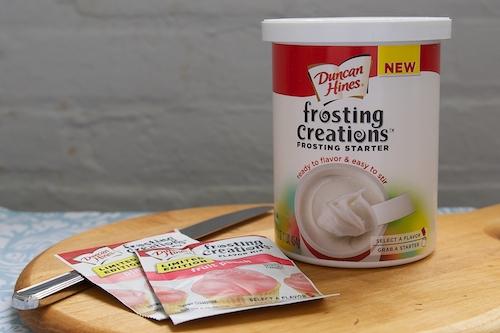 Duncan Hines Frosting Creations   Bake or Break