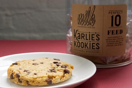 Momofuku Perfect 10 Kookies Giveaway   Bake or Break