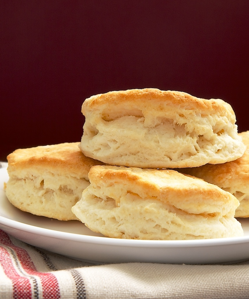 It's tough to beat a batch of homemade Buttermilk Biscuits straight from the oven. One of my favorites!