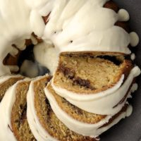 Love cinnamon rolls? Take that love all the way to dessert with Cinnamon Roll Cake! - Bake or Break