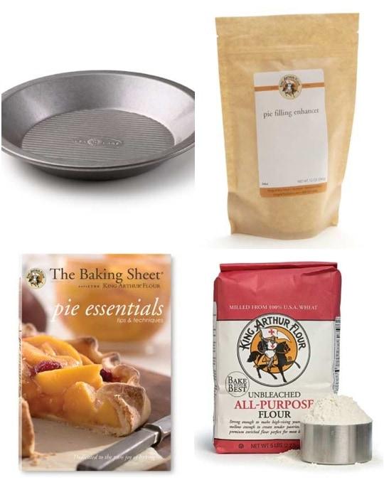 King Arthur Flour Pie Essentials Giveaway | Bake or Break