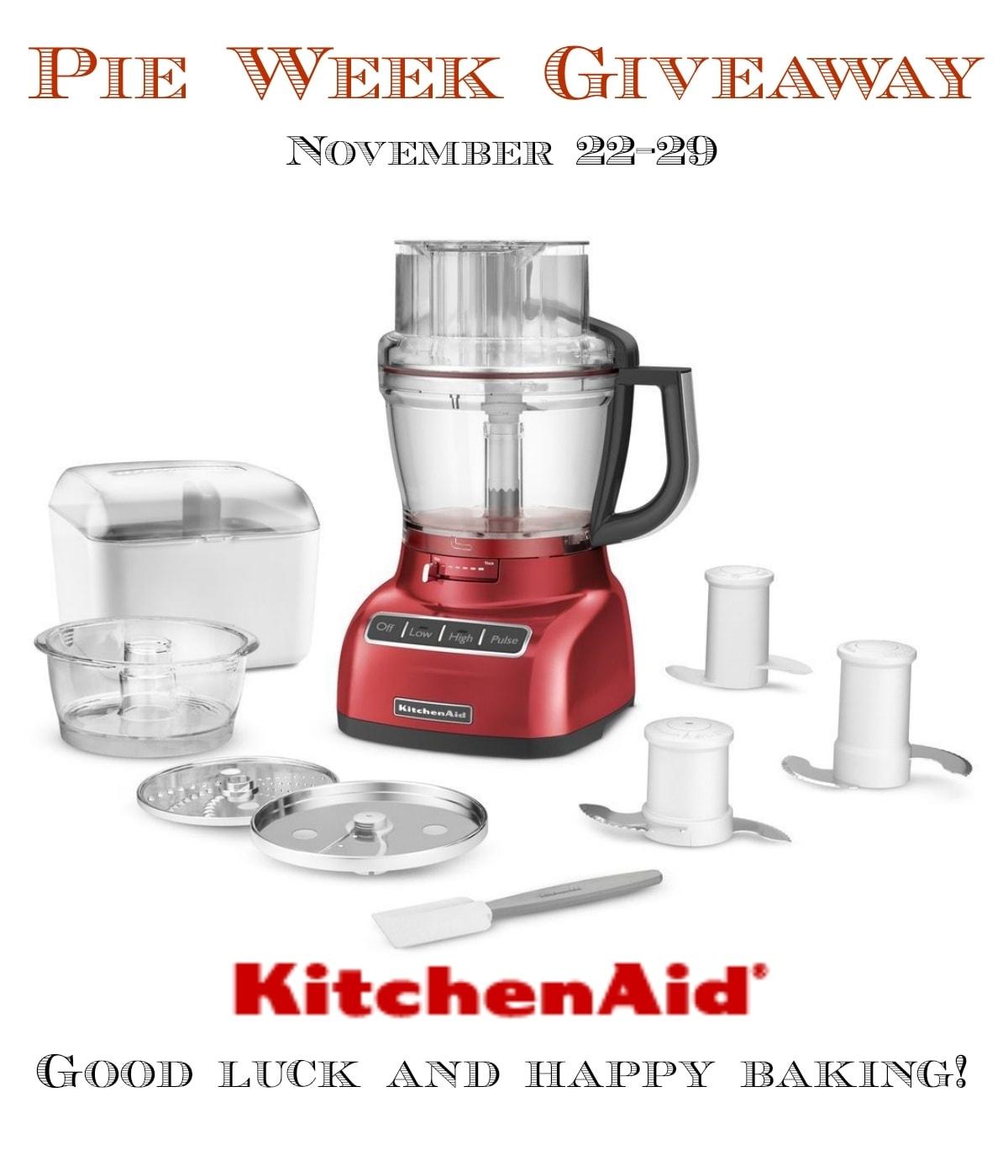 KitchenAid Giveaway | Bake or Break
