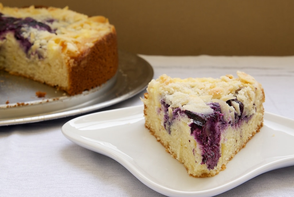 Blueberry Cream Cheese Coffee Cake | Bake or Break