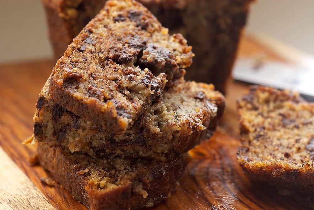 Chocolate Chunk Banana Bread | Bake or Break