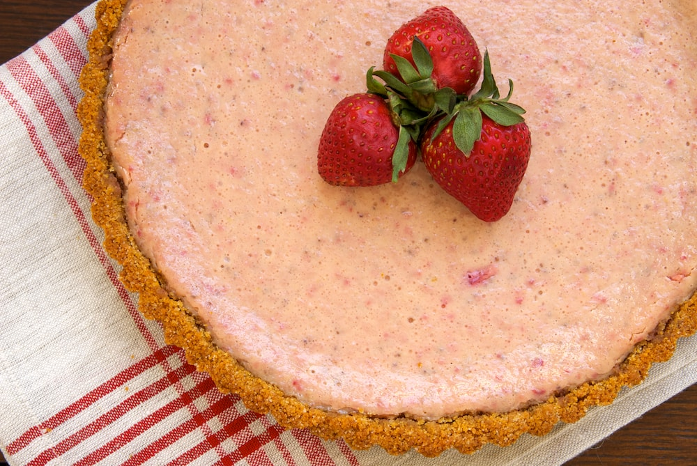 Strawberry Lemonade Tart | Bake or Break