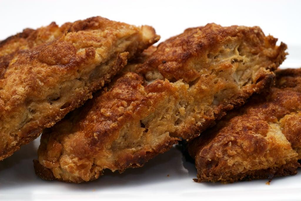 Cinnamon-Apple Scones | Bake or Break