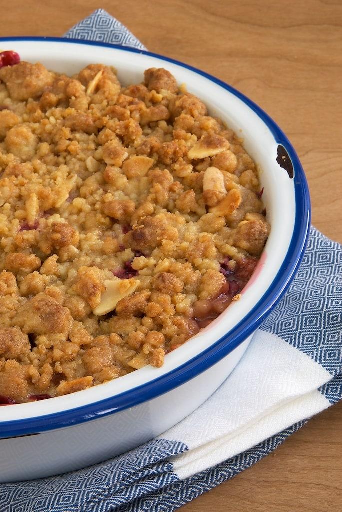 Pear and Plum Crisp | Bake or Break