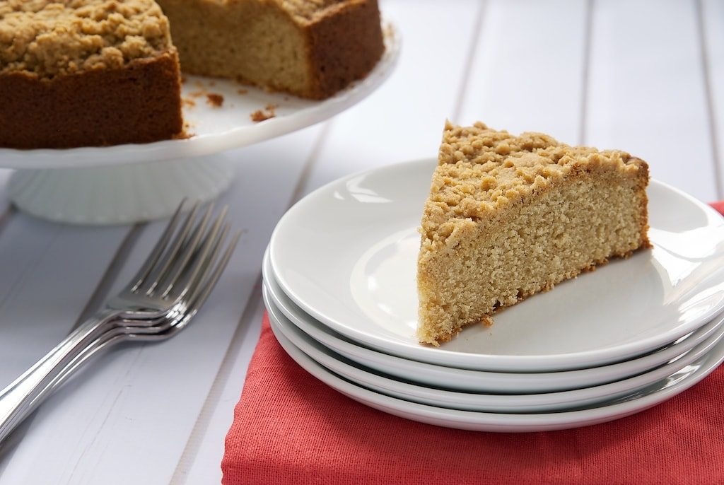 Brown Butter Sour Cream Coffee Cake | Bake or Break