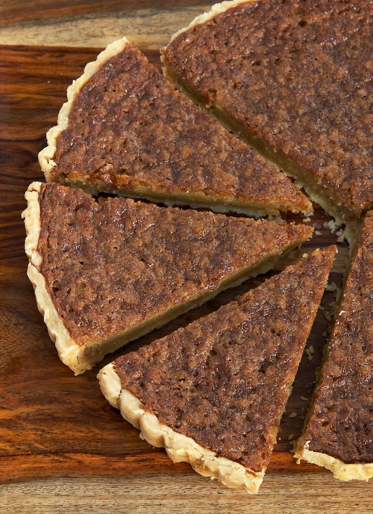 Caramel Chess Tart | Bake or Break