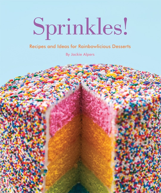Sprinkles Cookbook Giveaway | Bake or Break