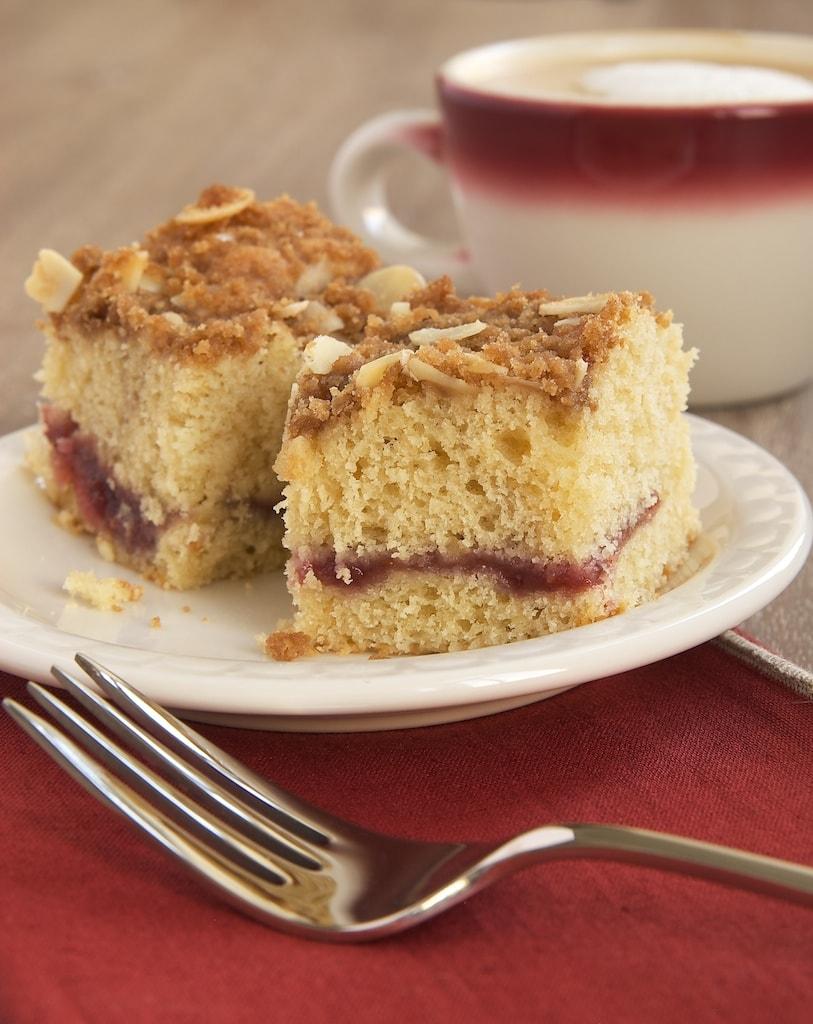 Jam-Swirled Coffee Cake   Bake or Break