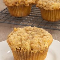 Yogurt and Granola Muffins