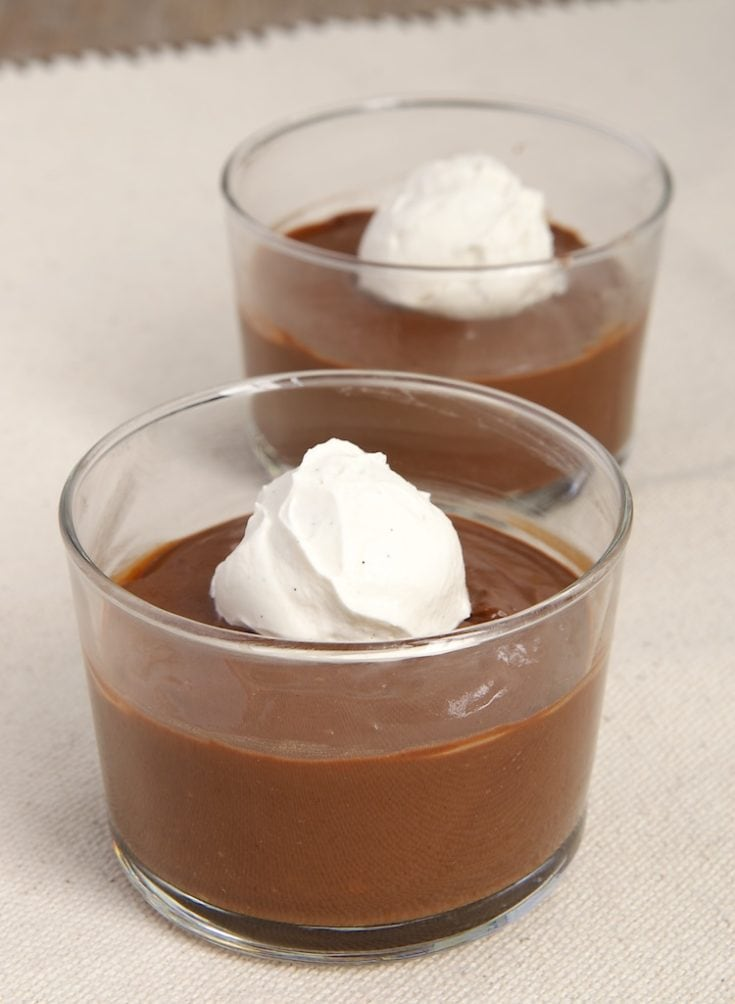 Double Chocolate Pudding