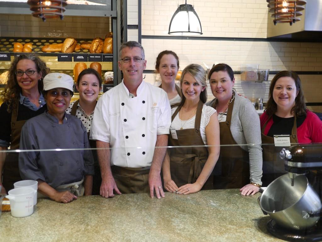 Bloggers and Bakers at Panera | Bake or Break